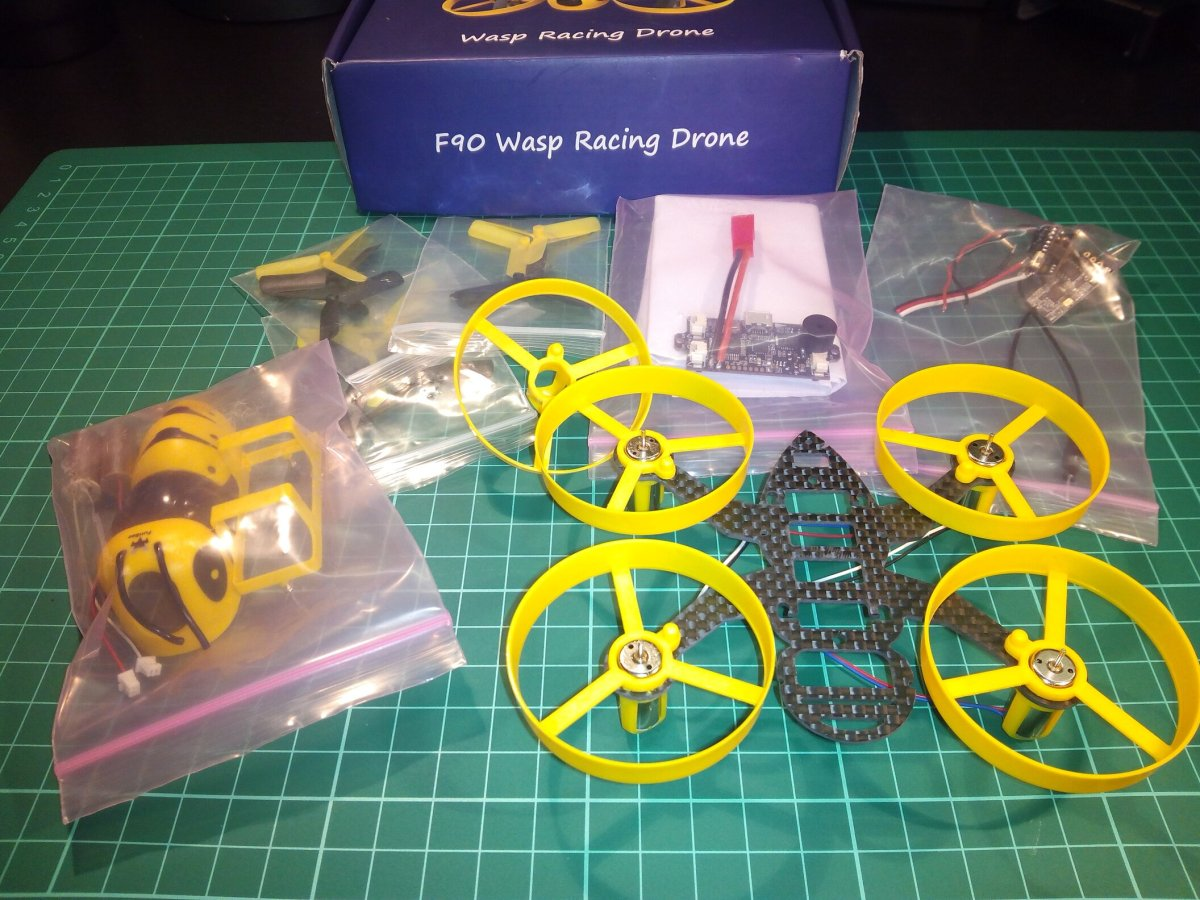 FuriBee F90 Wasp Racing Drone