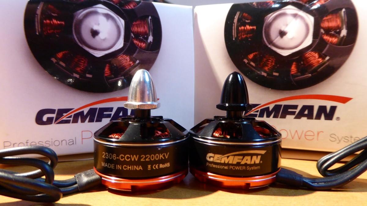 Gemfan 2306 2200kv